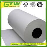Нет Curl 77 GSM Быстросохнущие Сублимация бумаги для текстильной печати