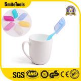 le support de la brosse à dents 6pack couvre à la maison et protection extérieure de brosse à dents