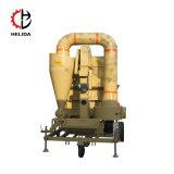 La vibración de alta calidad de la máquina de cribado de grano de soja granos de arroz de dos capas Limpiador de semillas de trigo