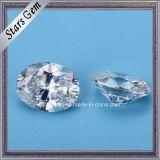 De ovale 7X9mm Speciale Steen van de Diamant van Moissanite van de Duidelijkheid van Vvs van de Besnoeiing Synthetische