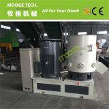 Gránulo Agglomerator plástico Máquina para la película y de fibra de PET