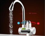 Riscaldatore istante delle acque di rubinetto con il visualizzatore digitale