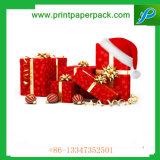 Шоколадных кондитерских упаковка рождественских подарков бумаги .