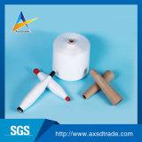 Bianco ottico del fornitore di 602 Cina e filato di poliestere tinto stimolante