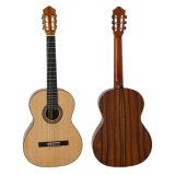 Handmade полностью гитара твердого сбор винограда испанская классическая с материалом Koa