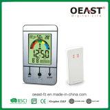 Drahtlose Wetterstation-Digitaluhr mit Temperatur Ot5562th1