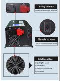 Configuração inteligente do inversor do sistema solar da venda quente no controlador