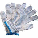 Великолепное цельновывязанное изделие из хлопка для защиты рук рукавицы