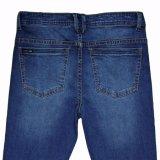 Pantalones vaqueros Pocket del dril de algodón de los hombres de la alta calidad cinco (5658)