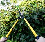 Инструменты руки вала ножниц телескопичного сада ручки подрежа подрежа