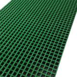 Rejas de FRP/rejas moldeadas/arriba calzada de la plataforma de la fibra de vidrio de Strenth