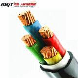 La norme IEC Standard BS 0.6/1kv Cu/XLPE/PVC/swa/PVC les câbles de puissance