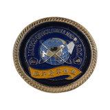 Kundenspezifische weiche Decklack-Herausforderungs-Münze für Andenken-Geschenk