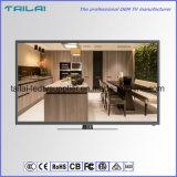 43インチのHevc H. 265デジタルDVB-S2 DVB-Tの新しいオリジナル等級LED TV