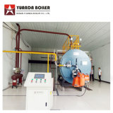 La Chine contre les incendies industriels de gaz naturel du tube d'huile diesel chaudière à vapeur alimentées au prix de GPL