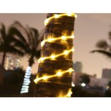 7m 21FT 50 LEDs LED IP68 Waterproof Outdoor Rope Lights for Christmas for Christmas
