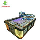 Dragón del rey 2 trueno del océano del kit del juego de la pesca de la tarjeta de la máquina de juego del casino de la arcada para la venta
