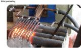 Máquina de aquecimento da indução com a fornalha do forjamento para o forjamento do martelo do parafuso e da porca