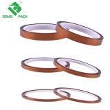 Bomei de alta temperatura adhesivo de silicona cinta cinta Eletrical poliimida