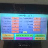 Máquina automática cheia da contagem de papel e de embalagem da bacia