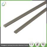 Flexibilidade de alta tenacidade de plástico reforçado com fibra de tiras de Produtos Químicos