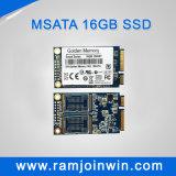 Самый дешевый 6GB/S MLC NAND Flash 16ГБ SSD Msata заводе из Китая