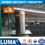 Poteau d'amarrage fixe de stationnement de système de poteaux d'amarrage intelligents d'acier inoxydable pour la sûreté industrielle