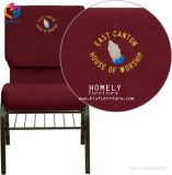 販売の鉄材料の工場価格のための使用された金属教会椅子