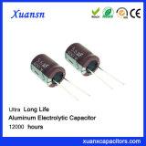 De Condensator 400V 5.6UF 105&ordm van PCB; C 12000hours