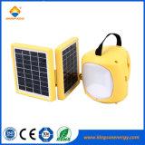 Mini lampada solare ricaricabile della lanterna del LED per il campeggio esterno