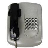 Teléfono público sin hilos impermeable de la batería de VoIP del teléfono del teléfono público Emergency del G/M