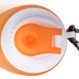 BPA는 옥외를 위한 Eco-Friendly 비독성 Foldable 실리콘 물 콘테이너를 해방한다