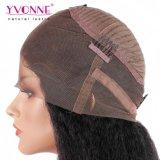 Parrucca anteriore del merletto dei capelli umani 360 di modo per le donne di colore
