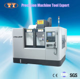 Máquina vertical del centro de mecanización del CNC del uso de la alta calidad industrial del metal