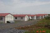 Kundenspezifisches helles Stahlkonstruktion-vorfabriziertes Haus für entlegene Gebiete
