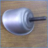 Kundenspezifischer hohe Präzisions-Metalteile CNC-mechanischer Teile Gardena-Adapter