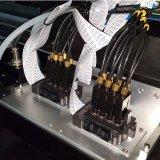Neuer Art industrieller waagerecht ausgerichteter Galaxie-Strahl UVflachbettdrucken-Maschine des drucker-3D für Glasflasche