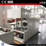 Máquina plástica altamente automática de Belling da tubulação do PVC para a linha da extrusão da tubulação