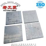 De Plaat van de Kaak van het Carbide van het wolfram voor mini-Maalmachine