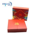 Коробка подарка Китая Manifacture подгоняла напечатанную коробку