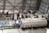 Tubo dell'acciaio inossidabile di Rosegold dell'oro e macchina di rivestimento di titanio dei tubi PVD