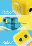Новый франтовской диктор танцы коробки нот Bluetooth робота собаки