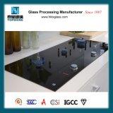 Черное керамическое стеклянное Cooktop для электрического кашевара