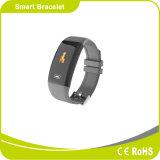 Bluetoothデジタルの手首のスマートな時計バンド人間の特徴をもつIosの適性の追跡者