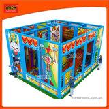 Intérieur en extérieur en matériau plastique de terrain de jeu de diapositives Hot Sale Petit équipement de jeu pour enfants