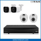 Punto negro 3MP Ahd Tvi 2 en 1 cámara del CCTV