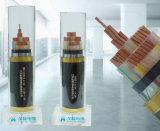 Nyy 0.6/1kv Niederspannungs-Kurbelgehäuse-Belüftung Isolierenergien-Kabel zu Iec 60520-1