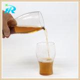 Cálice plástico plástico da água de copo do vinho do vidro de cerveja da qualidade 2017 superior