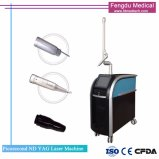 532nm 1064nm Q-switch laser ND Yag laser picoseconde