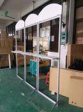 3 شاشة ألواح بناء راية عرض حامل قفص